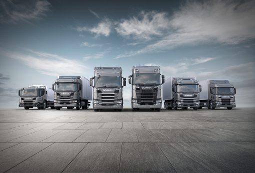 Scania truck tange