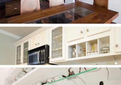 Glass-furniture