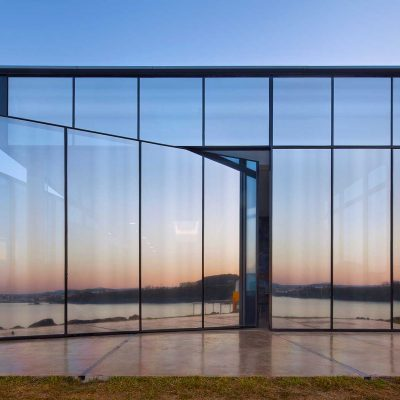 Solar Reflecting Glass
