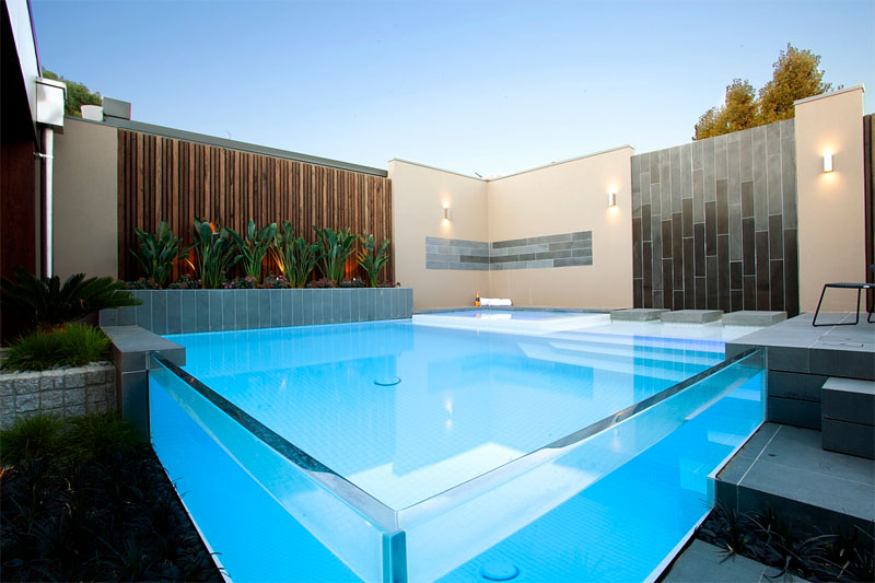 Swimming Pool Glass Fgw Safety Glass