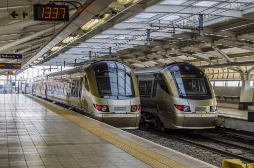 train-glass-high-speed